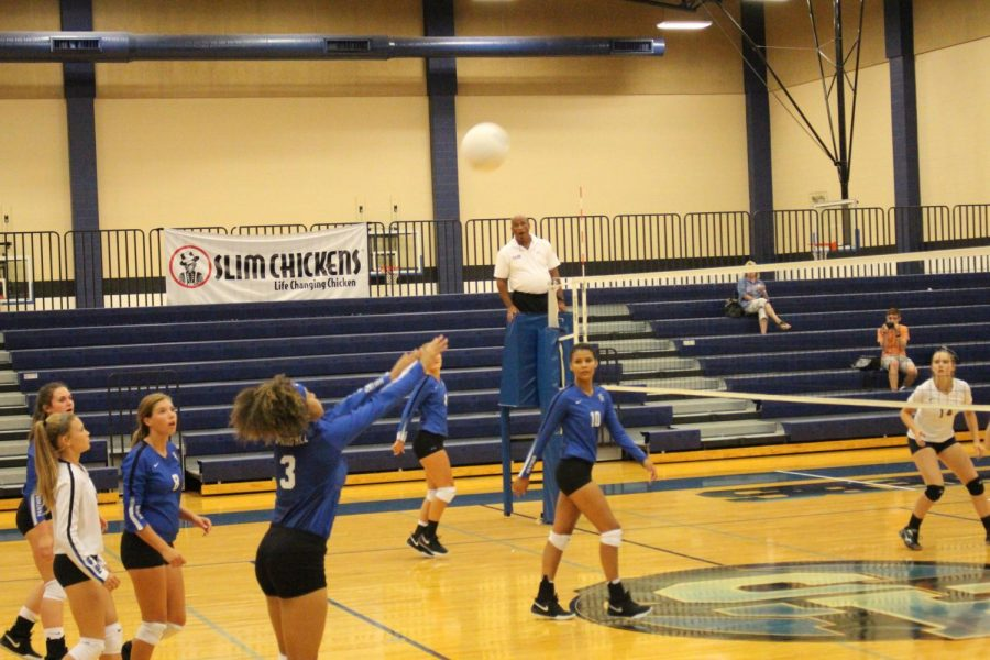 Lady Panthers Season Promises victory