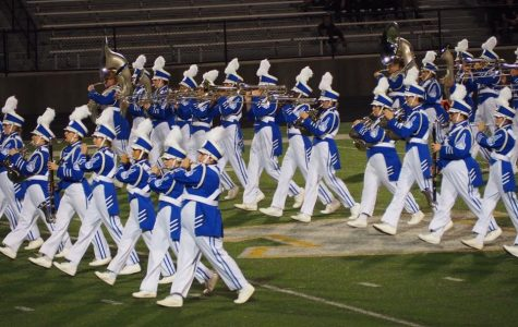 Blue Brigade takes top honors, qualifying to compete for the state title in San Antonio on November 6-8.