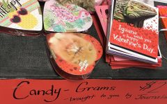 Candy Grams Set to Be Delivered February 14th