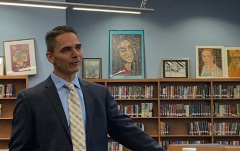 SHHS Welcomes Dr. Guidry
