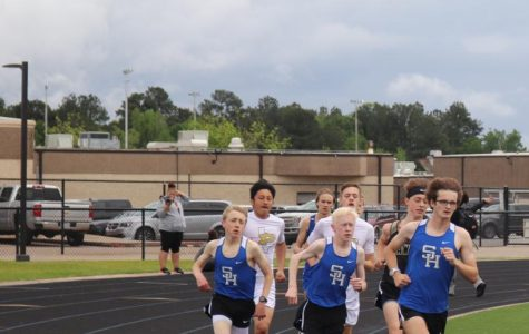 Area Track Meet weathers the storm