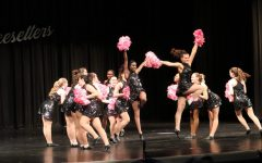 Pacesetters dance the night away