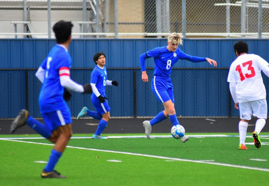 Panther Soccer Players get district accolades