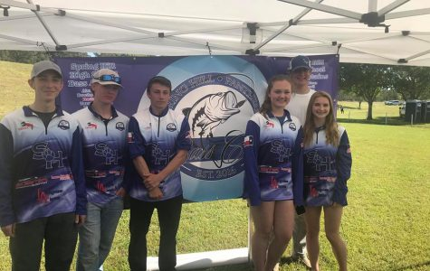 Bass Club Reels in a victory