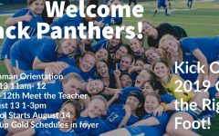 Welcome Home Panthers