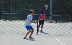 Tennis: Hallsville Match August