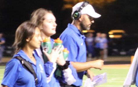 Coach Louvier focuses on progress and positive momentum at Gladewater match up.