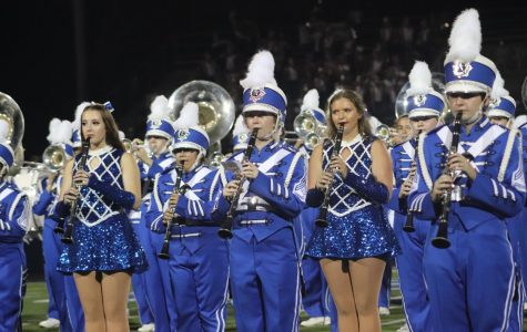 The Blue Brigade Takes to the Field: Vs. Gladewater and Bullard August 2019