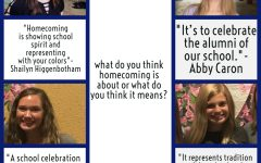 What is Homecoming?
