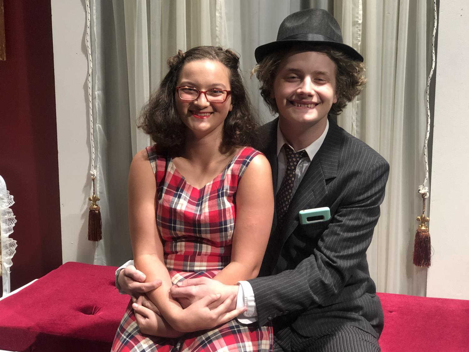 Panther Players Open the Season with Arsenic and Old Lace