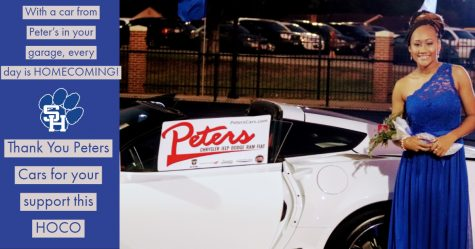 peters ad from homecoming