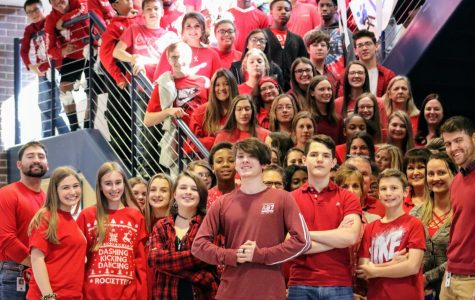 Spring Hill students remember Carthage today