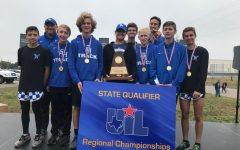 Cross Country sets new records