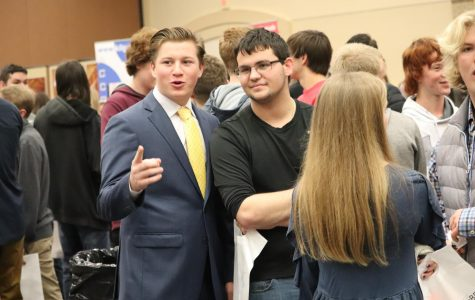 GLOBE Welcomes Juniors at Annual Career Expo