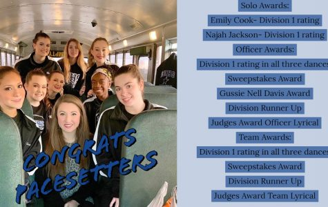 Pacesetters Earn Accolades