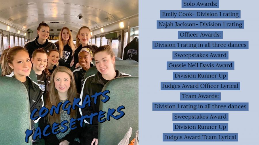 Pacesetters+Earn+Accolades