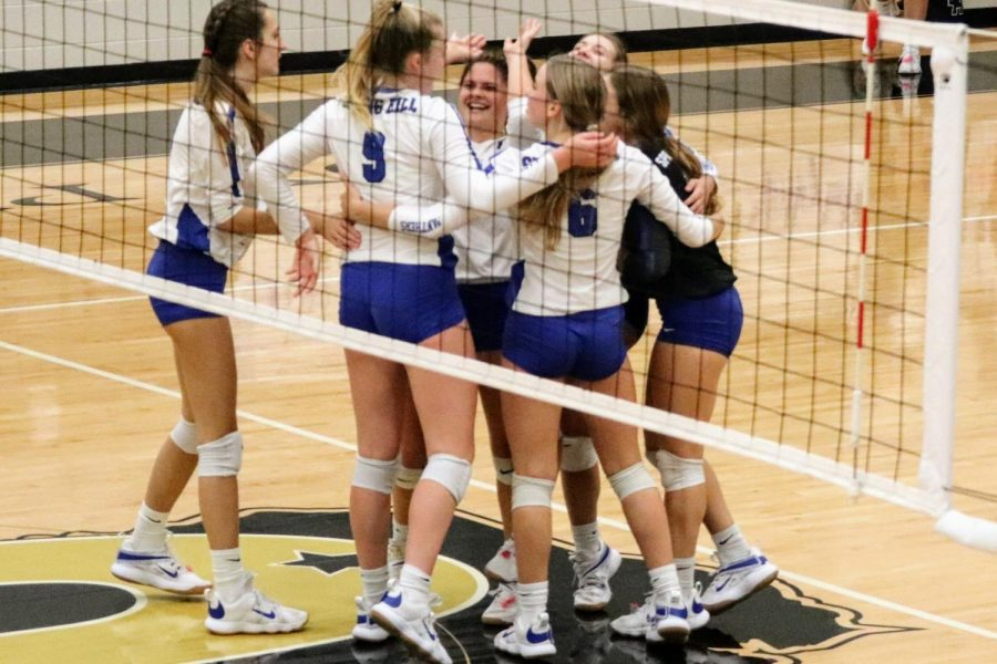 Lady Panthers top Kaufman, Advance to the 3rd Round