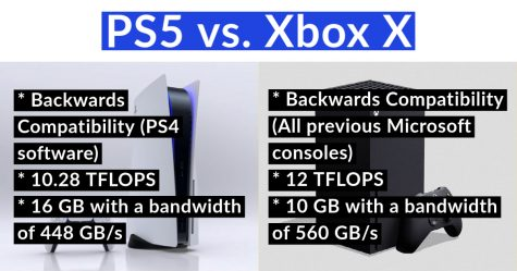 Play Station vs XBox: Both are compatible with 2K21 and other sports games.